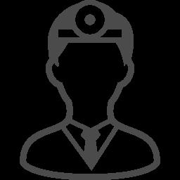 医者のアイコン素材 4 アイコン素材ダウンロードサイト Icooon Mono 商用利用可能なアイコン素材が無料 フリー ダウンロードできるサイト