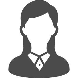 女性のシルエットアイコン アイコン素材ダウンロードサイト Icooon Mono 商用利用可能なアイコン素材が無料 フリー ダウンロードできるサイト