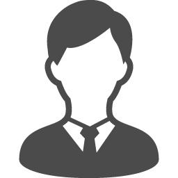 サラリーマン アイコン素材ダウンロードサイト Icooon Mono 商用利用可能なアイコン素材が無料 フリー ダウンロードできるサイト