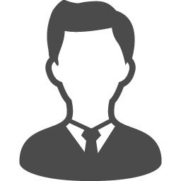 Businessman Icon アイコン素材ダウンロードサイト Icooon Mono 商用利用可能なアイコン素材が無料 フリー ダウンロードできるサイト