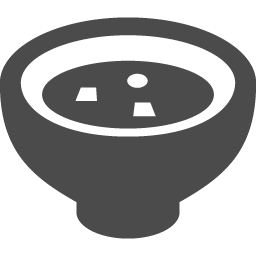 お味噌汁のアイコン素材 アイコン素材ダウンロードサイト Icooon Mono 商用利用可能なアイコン素材が無料 フリー ダウンロードできるサイト