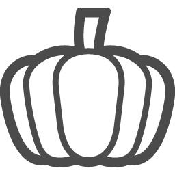 かぼちゃのフリーアイコン アイコン素材ダウンロードサイト Icooon Mono 商用利用可能なアイコン 素材が無料 フリー ダウンロードできるサイト