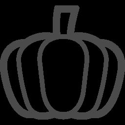 かぼちゃのフリーアイコン アイコン素材ダウンロードサイト Icooon Mono 商用利用可能なアイコン素材が無料 フリー ダウンロードできるサイト
