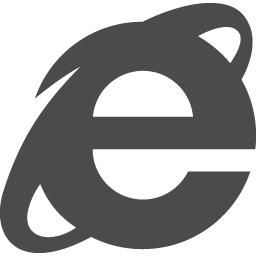ブラウザアイコン Ie アイコン素材ダウンロードサイト Icooon Mono 商用利用可能なアイコン 素材が無料 フリー ダウンロードできるサイト