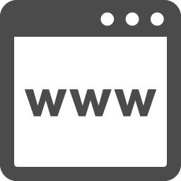 ブラウザウィンドウのアイコン アイコン素材ダウンロードサイト Icooon Mono 商用利用可能なアイコン素材が無料 フリー ダウンロードできるサイト
