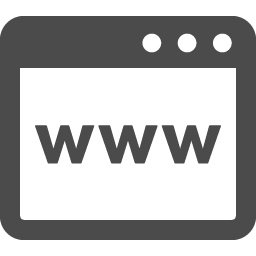 ブラウザウィンドウのアイコン2 アイコン素材ダウンロードサイト Icooon Mono 商用利用可能なアイコン 素材が無料 フリー ダウンロードできるサイト