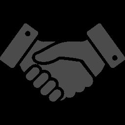 握手アイコン アイコン素材ダウンロードサイト Icooon Mono 商用利用可能なアイコン素材が無料 フリー ダウンロードできるサイト