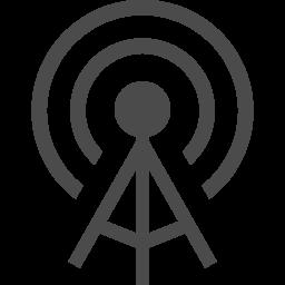 アンテナのアイコン アイコン素材ダウンロードサイト Icooon Mono 商用利用可能なアイコン素材が無料 フリー ダウンロードできるサイト