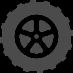 無料で使えるタイヤアイコン アイコン素材ダウンロードサイト Icooon Mono 商用利用可能なアイコン 素材が無料 フリー ダウンロードできるサイト