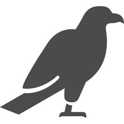 鷲の無料アイコン アイコン素材ダウンロードサイト Icooon Mono 商用利用可能なアイコン素材が無料 フリー ダウンロードできるサイト