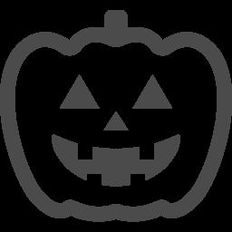 ジャックオーランタンのフリーイラスト アイコン素材ダウンロードサイト Icooon Mono 商用利用可能なアイコン素材が無料 フリー ダウンロードできるサイト