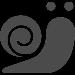 カタツムリのフリーアイコン アイコン素材ダウンロードサイト Icooon Mono 商用利用可能なアイコン素材が無料 フリー ダウンロードできるサイト