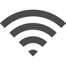 Wi Fiのアイコン アイコン素材ダウンロードサイト Icooon Mono 商用利用可能なアイコン素材が無料 フリー ダウンロードできるサイト