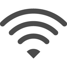 無料のwi Fiのアイコン アイコン素材ダウンロードサイト Icooon Mono 商用利用可能なアイコン素材が無料 フリー ダウンロードできるサイト