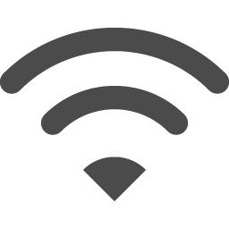 電波のアイコン アイコン素材ダウンロードサイト Icooon Mono 商用利用可能なアイコン素材が無料 フリー ダウンロードできるサイト