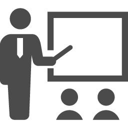 授業風景のアイコン アイコン素材ダウンロードサイト Icooon Mono 商用利用可能なアイコン素材が無料 フリー ダウンロードできるサイト