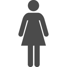 無料で使える女性アイコン アイコン素材ダウンロードサイト Icooon Mono 商用利用可能なアイコン素材が無料 フリー ダウンロードできるサイト