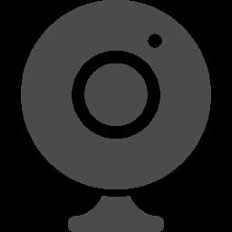 Webカメラのアイコン アイコン素材ダウンロードサイト Icooon Mono 商用利用可能なアイコン素材が無料 フリー ダウンロードできるサイト