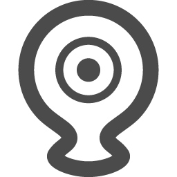 無料webカメラアイコン アイコン素材ダウンロードサイト Icooon Mono 商用利用可能なアイコン 素材が無料 フリー ダウンロードできるサイト