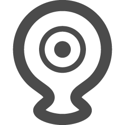 無料webカメラアイコン アイコン素材ダウンロードサイト Icooon Mono 商用利用可能なアイコン素材が無料 フリー ダウンロードできるサイト