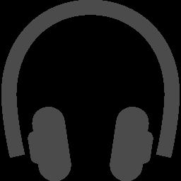 ヘッドフォンのフリーアイコン アイコン素材ダウンロードサイト Icooon Mono 商用利用可能なアイコン素材が無料 フリー ダウンロードできるサイト