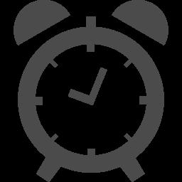 フリーの目覚まし時計のアイコン アイコン素材ダウンロードサイト Icooon Mono 商用利用可能なアイコン 素材が無料 フリー ダウンロードできるサイト