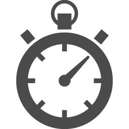 ストップウォッチの無料アイコン アイコン素材ダウンロードサイト Icooon Mono 商用利用可能なアイコン素材が無料 フリー ダウンロードできるサイト
