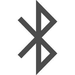 ブルートゥースのアイコン 3 アイコン素材ダウンロードサイト Icooon Mono 商用利用可能なアイコン素材が無料 フリー ダウンロードできるサイト