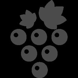 葡萄のフリーアイコン アイコン素材ダウンロードサイト Icooon Mono 商用利用可能なアイコン素材が無料 フリー ダウンロードできるサイト