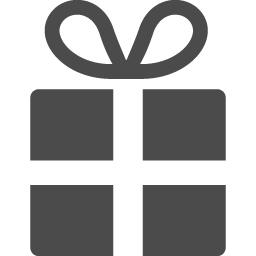 プレゼントのフリーアイコン アイコン素材ダウンロードサイト Icooon Mono 商用利用可能なアイコン 素材が無料 フリー ダウンロードできるサイト