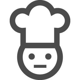 Cook Icon 2 アイコン素材ダウンロードサイト Icooon Mono 商用利用可能なアイコン素材が無料 フリー ダウンロードできるサイト