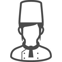 無料パティシエアイコン アイコン素材ダウンロードサイト Icooon Mono 商用利用可能なアイコン素材が無料 フリー ダウンロードできるサイト
