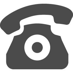 黒電話の無料イラスト アイコン素材ダウンロードサイト Icooon Mono 商用利用可能なアイコン 素材が無料 フリー ダウンロードできるサイト