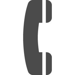 受話器のフリーアイコン アイコン素材ダウンロードサイト Icooon Mono 商用利用可能なアイコン素材が無料 フリー ダウンロードできるサイト