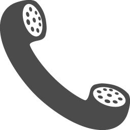 受話器の無料アイコン アイコン素材ダウンロードサイト Icooon Mono 商用利用可能なアイコン素材が無料 フリー ダウンロードできるサイト