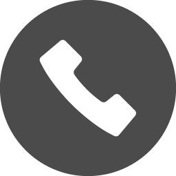 白抜きの電話アイコン 1 アイコン素材ダウンロードサイト Icooon Mono 商用利用可能なアイコン 素材が無料 フリー ダウンロードできるサイト