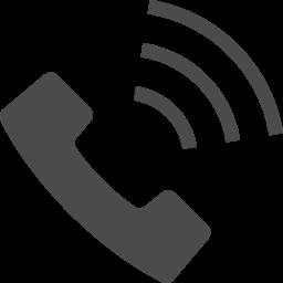 電話発信中のフリーアイコン アイコン素材ダウンロードサイト Icooon Mono 商用利用可能なアイコン 素材が無料 フリー ダウンロードできるサイト