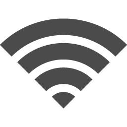 フリーのwi Fiアイコン アイコン素材ダウンロードサイト Icooon Mono 商用利用可能なアイコン素材が無料 フリー ダウンロードできるサイト