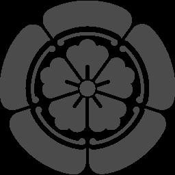 織田信長の家紋アイコン アイコン素材ダウンロードサイト Icooon Mono 商用利用可能なアイコン素材が無料 フリー ダウンロードできるサイト