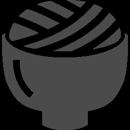 椀子そばのアイコン アイコン素材ダウンロードサイト Icooon Mono 商用利用可能なアイコン素材が無料 フリー ダウンロードできるサイト