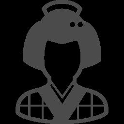 江戸時代の町娘のイラスト アイコン素材ダウンロードサイト Icooon Mono 商用利用可能なアイコン素材が無料 フリー ダウンロードできるサイト