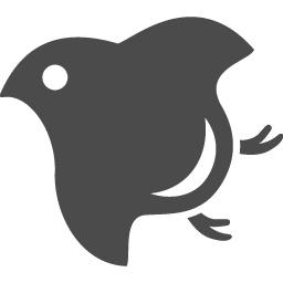 千鳥マークのアイコン アイコン素材ダウンロードサイト Icooon Mono 商用利用可能なアイコン素材が無料 フリー ダウンロードできるサイト