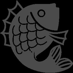 鯛のフリーアイコン アイコン素材ダウンロードサイト Icooon Mono 商用利用可能なアイコン素材が無料 フリー ダウンロードできるサイト