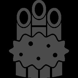 門松のフリーアイコン アイコン素材ダウンロードサイト Icooon Mono 商用利用可能なアイコン素材が無料 フリー ダウンロードできるサイト