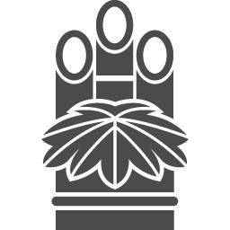 New Year S Pine Decoration Icon 2 アイコン素材ダウンロードサイト Icooon Mono 商用利用可能な アイコン素材が無料 フリー ダウンロードできるサイト