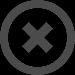 太いバツのアイコン2 アイコン素材ダウンロードサイト Icooon Mono 商用利用可能なアイコン素材が無料 フリー ダウンロードできるサイト