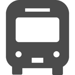バスのアイコン アイコン素材ダウンロードサイト Icooon Mono 商用利用可能なアイコン素材が無料 フリー ダウンロードできるサイト
