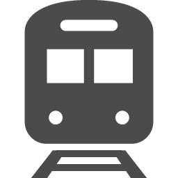 電車 駅のマーク アイコン素材ダウンロードサイト Icooon Mono 商用利用可能なアイコン素材が無料 フリー ダウンロードできるサイト
