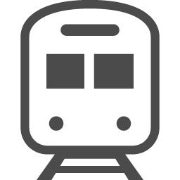 電車 駅のフリーアイコン アイコン素材ダウンロードサイト Icooon Mono 商用利用可能なアイコン素材が無料 フリー ダウンロードできるサイト