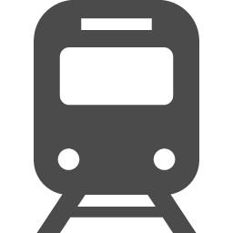 電車の無料アイコン アイコン素材ダウンロードサイト Icooon Mono 商用利用可能なアイコン素材が無料 フリー ダウンロードできるサイト